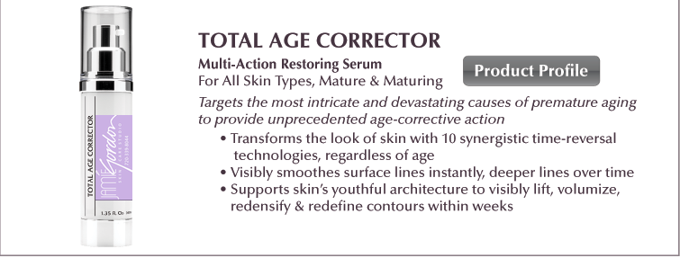 Total Age Corrector
